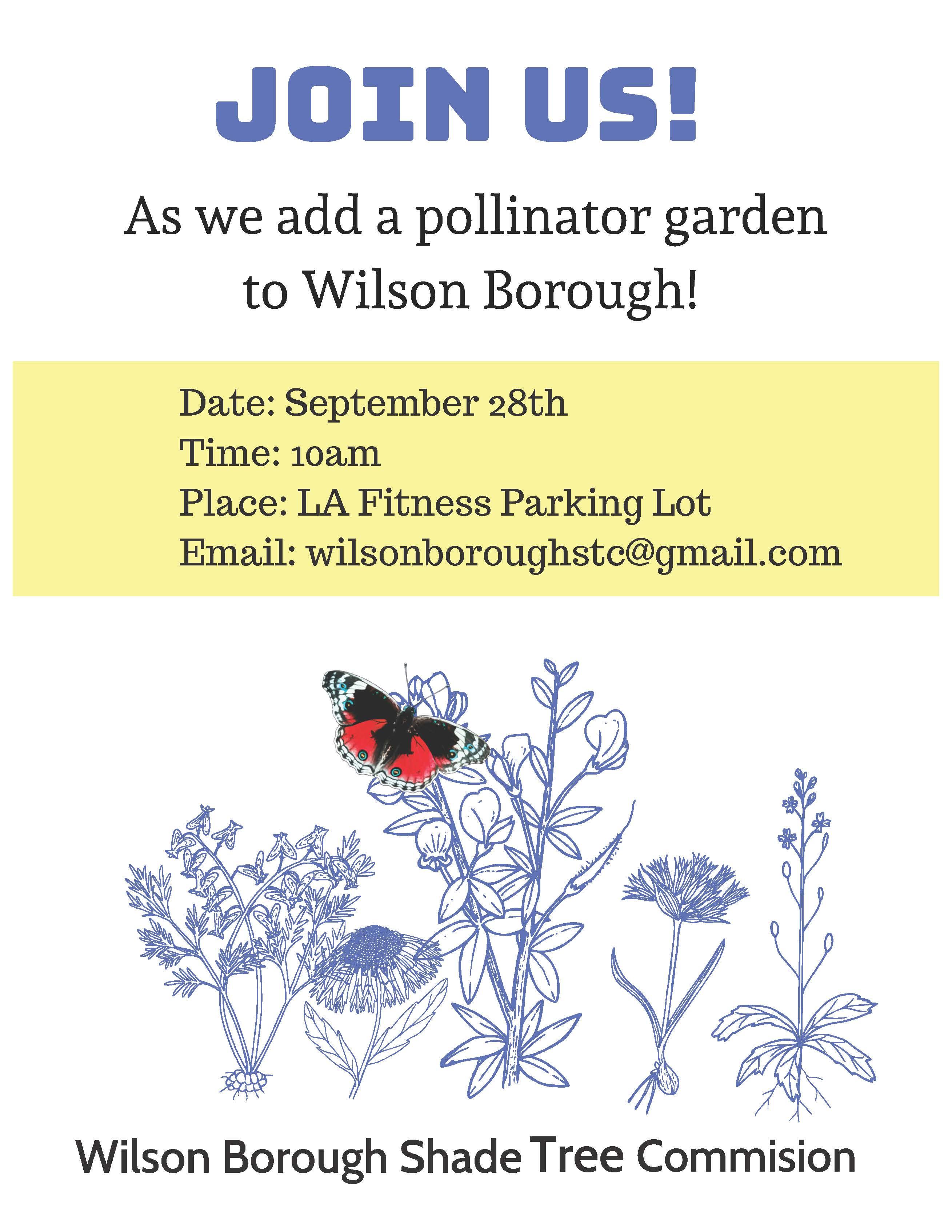 Pollinator Garden Flyer 2019-9-28